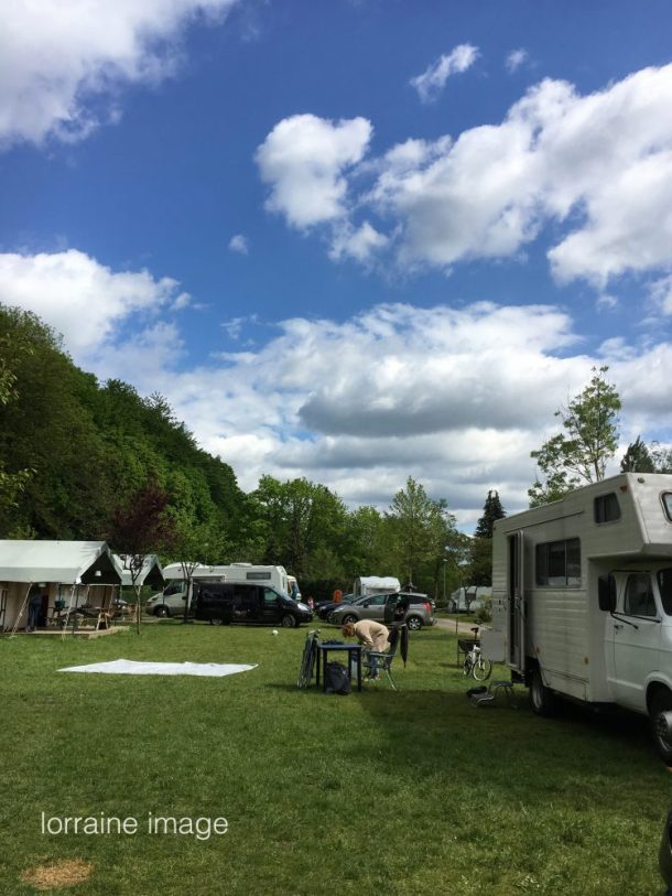 Camping Barvaux sur Ourthe